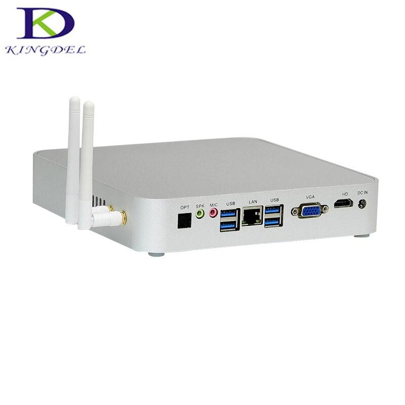 De alta velocidad de Mini PC de escritorio Core i5 4260U Dual Core Mini PC windo