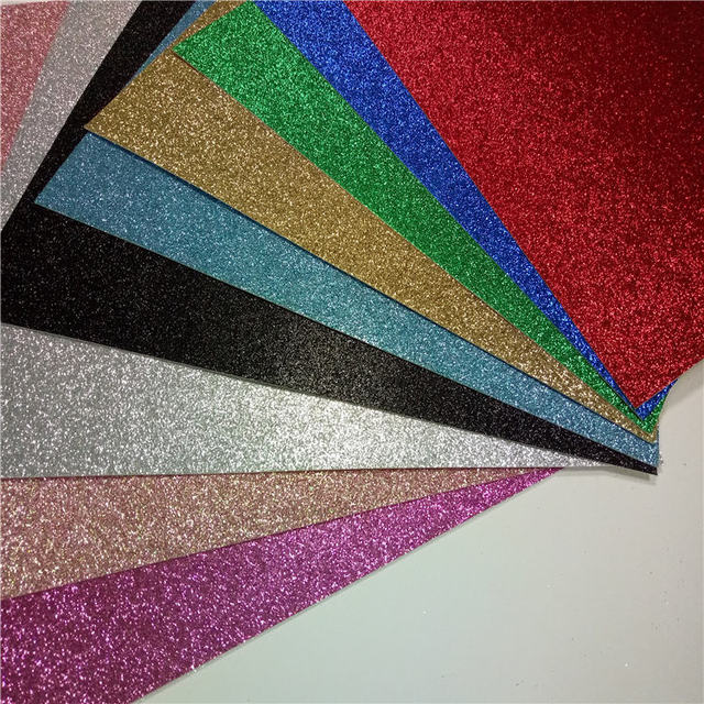 Cardstock Paper Glitter 12″x12″ 35 Sheets