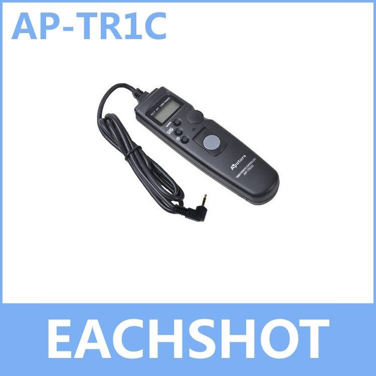 Aputure AP TR1C Digital LCD Timer Remote 1C AP TR1C for Canon 1100D 600D 60D 550D