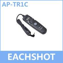 Aputure AP-TR1C, lcd digital temporizador remoto 1c ap tr1c para canon 1100d 600d 60d 550d 500d 1000d 450d 400d 350d 300d