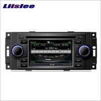 Liislee Car Radio Stereo DVD Player GPS Nav Navigation For Dodge Magnum 2004~2006 iPod USB Bluetooth HD Screen Multimedia System