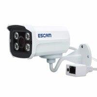 ESCAM Brick QD300 WIFI 1Megapixel HD Onvif Network Mini Wireless IR Bullet Camera IR 15m Waterprof