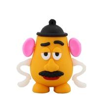Cartoon Toy Story Buzz USB Flash Drives 4GB 8GB 16GB 32GB 64GB