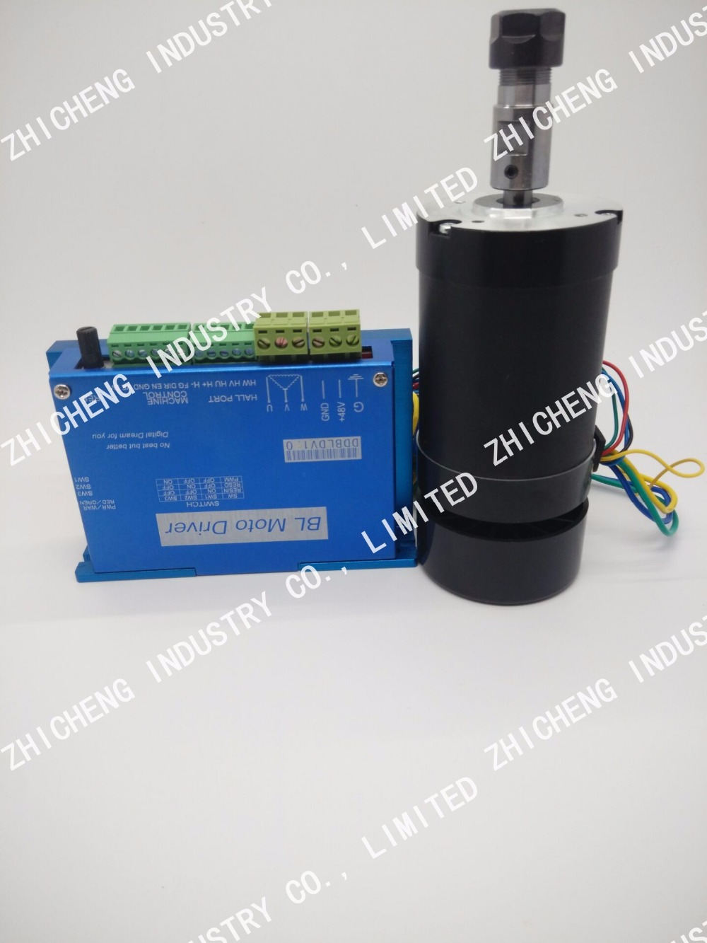 Hot sell Brushless DC motor driver can drive all 60VDC motor 750W leadshine 50w 24v dc brushless motor drive kit blm57050 1000 acs606 servo brushless driver 3a 0 16nm 3000rpm pulse control