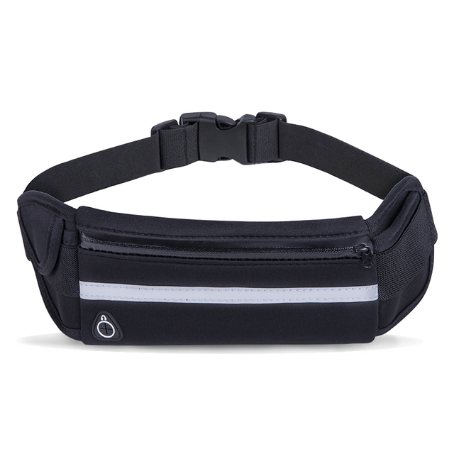 Men Women Running Waist Bag Waterproof Mobile Phone Holder Jogging Sports Running Gym Fitness Bag Lady Sport Accessories 2