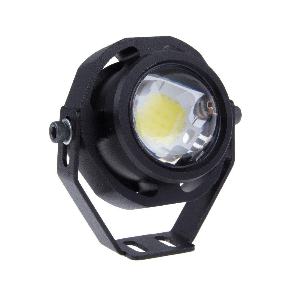 2Pcs 10W 12V 24V LED Work Light Spot/Flood Round LED Offroad Light Lamp Worklight for Motorcycle Car Truck