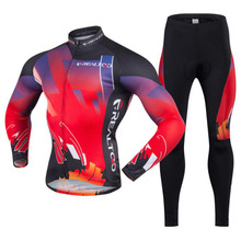 2019 Cycling Jersey Set Men MTB Cycling Clothing Spring And Autumn Long Sleeve Cycling Jersey + Cycling pants Bicycle Clothing Breathable Bike Riding Wear Ropa Ciclismo cycling clothing limited men sleeve bicicletas riding suit long 2017 new summer sleeved male bicycle for jersey