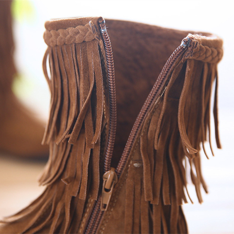 Fashion-genuine-leather-fringe-boots-with-fur-Children-boots -kids-shoes-Thickening-girls-boots-2-color.jpg