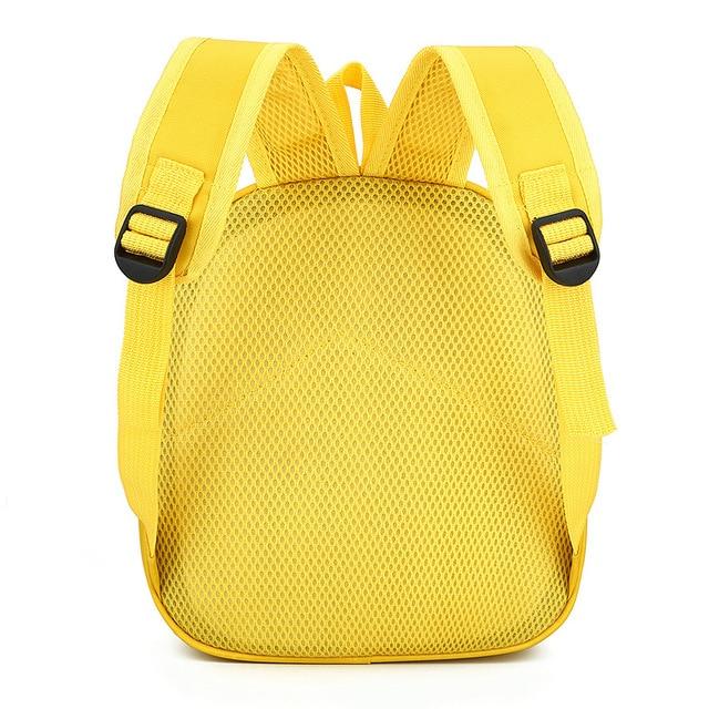 Cute Bus School Bag Backpack for Kids Children in 4 Colors 1