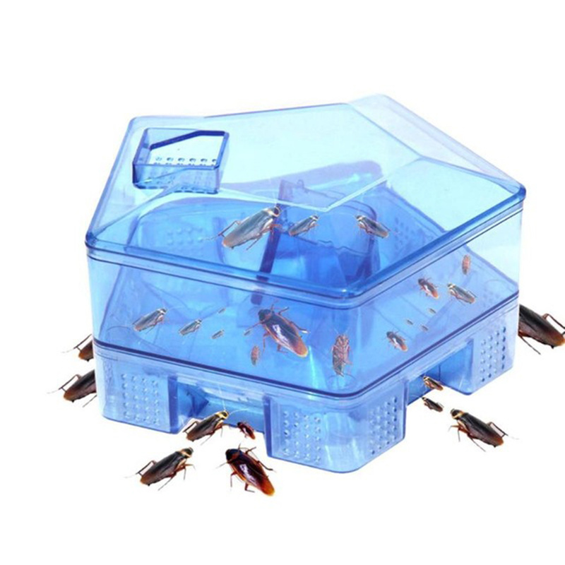 Cockroach Trap Upgrade Safe Efficient Anti Cockroaches Killer Plus Large Repeller No Pollute For Home Office Kitchen PestControl