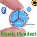 2016 Mini Estéreo Bluetooth Headset Fone De Ouvido Auricular Mini auriculares inalámbricos manos libres universal para iphone 5 5s 6 6 s