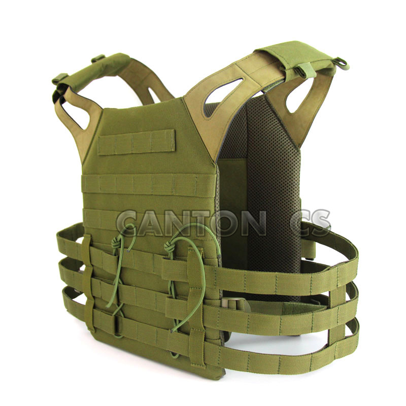 Tactical JPC Vest Military Army Airsoft Outdoor CS Hunting Combat Nylon Combat archery Tactical MOLLE Vests Paintball Gear