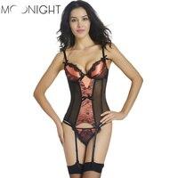 2016 New Sexy Babydolls Sleepwear Women Erotic Lingerie Sexy Lingerie Patchwork Hot Pajamas S 2XL
