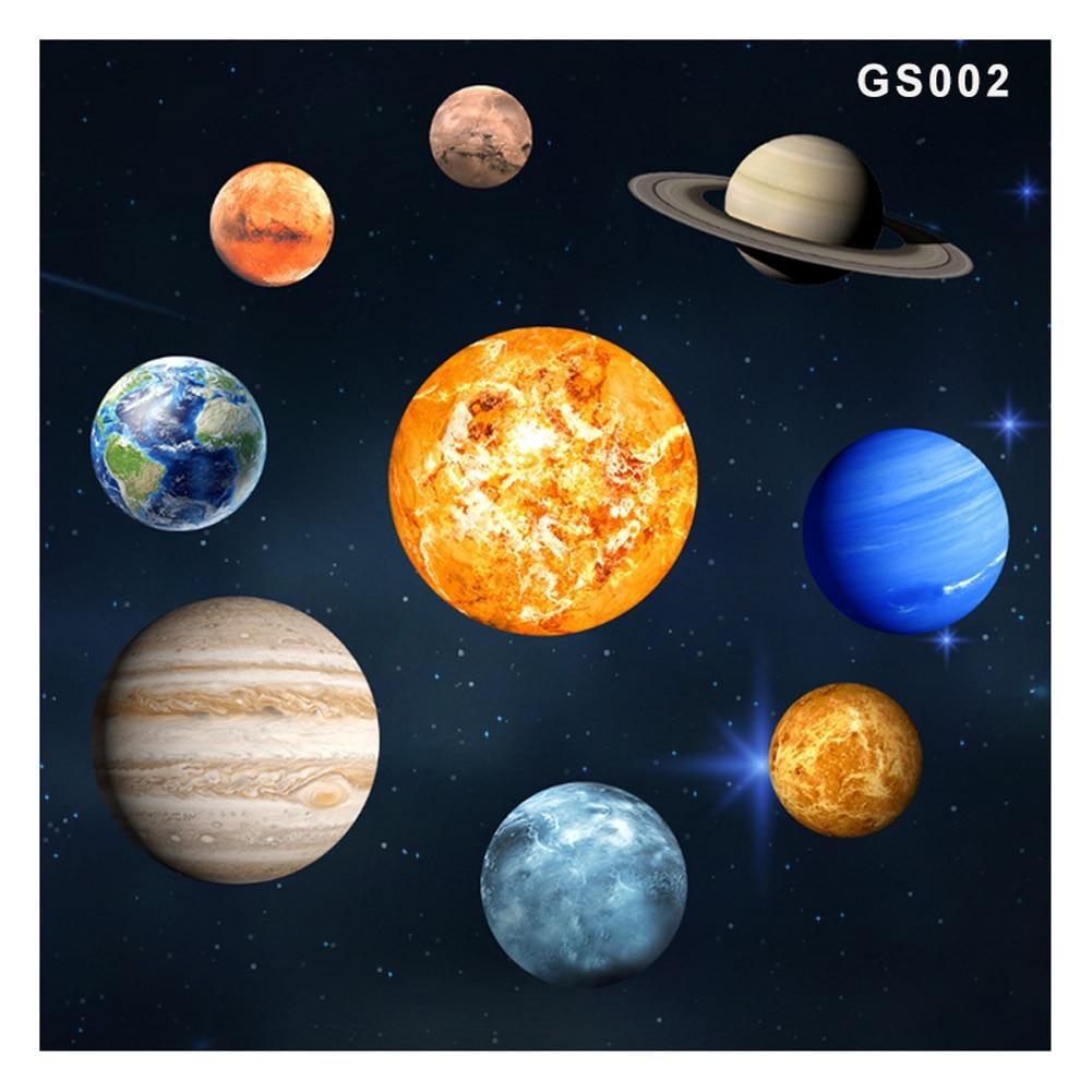 solar system planets - 1000×1000
