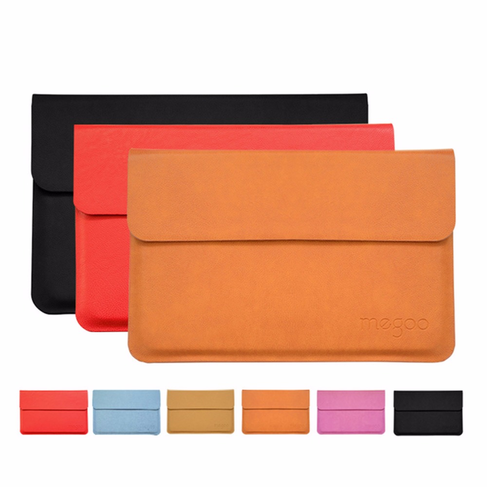 Pro 3 tablet sleeve case slim wallet pu leather protective skin pouch - Colorful Sleeve Pouch Cover Case Pu Leather Protection Soft Bag For Microsoft Surface Pro 4 Pro