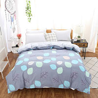 100% Cotton High Quality Bed Set Duvet Cover Quilted Duvet Comforter Cover Twin King Queen Full Size Edredon Free Shipping