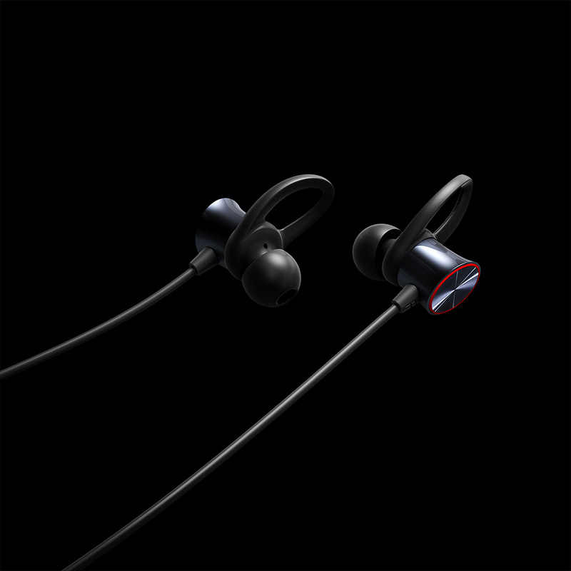 Original Oneplus Bullets Wireless aptX Neckband Earphones For Oneplus 6  Free Your Music Freedom From Wires And Charging Stress