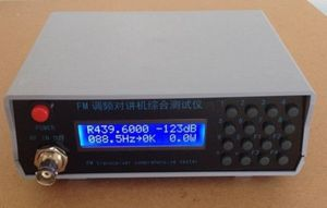 Image 2 - RF signal generator FM Power CTCSS Frequency Meter Tester Transmit receiver