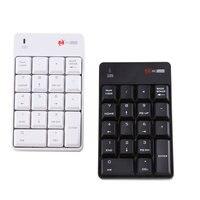 Newest 18 Keys 2.4G Wireless Keyboard Mini Number Pad Numeric Keypad Keyboard For Laptop Keyboard Desktop PC Hot Sale