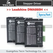 3pcs Leadshine DMA860H stepper motor driver DC 24-80V for 86/110 2-Phase Motor replace MA860H,MA860(China (Mainland))