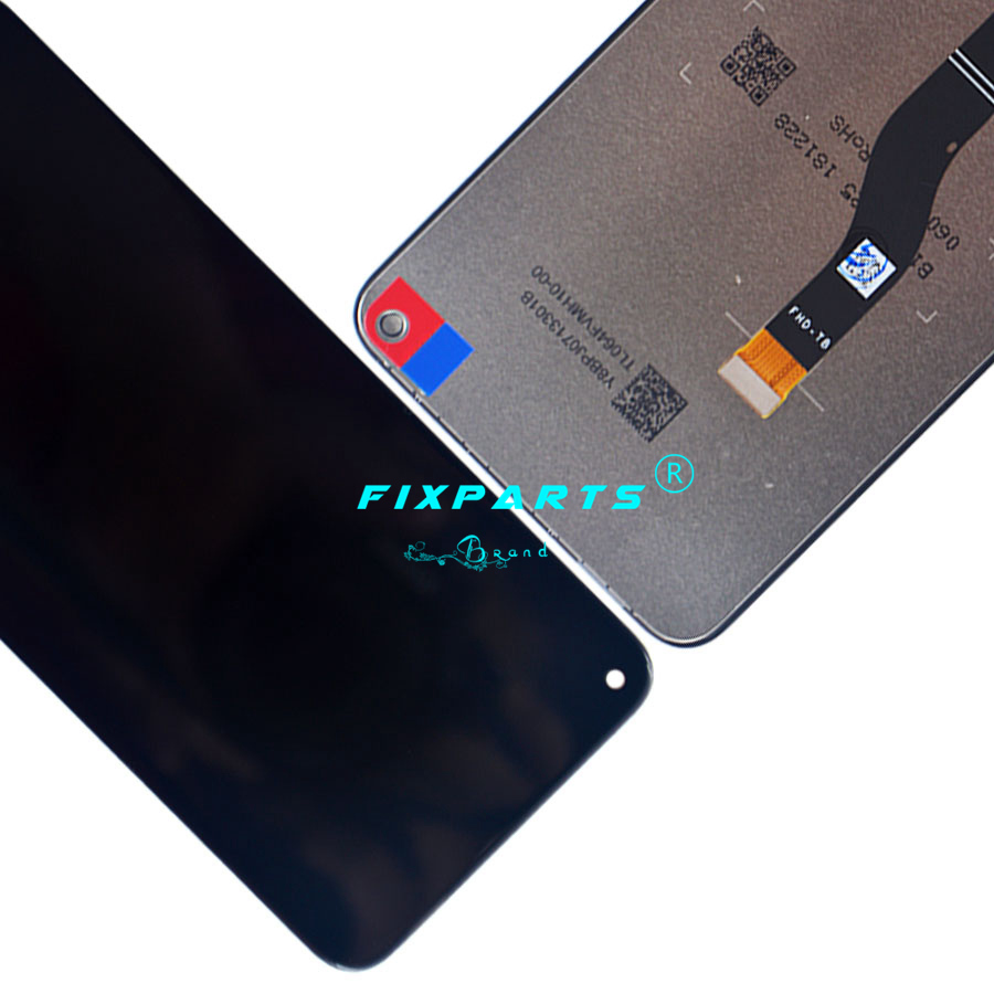 Nova 4 LCD Display