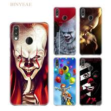 Pennywise Clown Float It Case for Huawei P20 P Smart P8 P9 lite 2017 P10 lite Pro P9 lite Mini Soft Silicone Coque Cover shell(China)