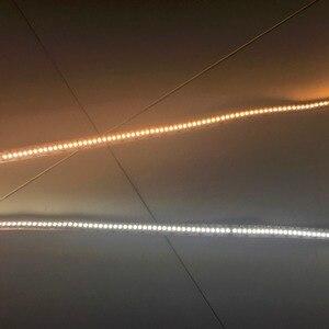 Image 5 - LED רצועת 4800Lm סופר בהיר 24V IP20 48W 93.6W 2835 LED רצועת 240led גמיש פס אור סרט 5M showcase led 4000K 3000K
