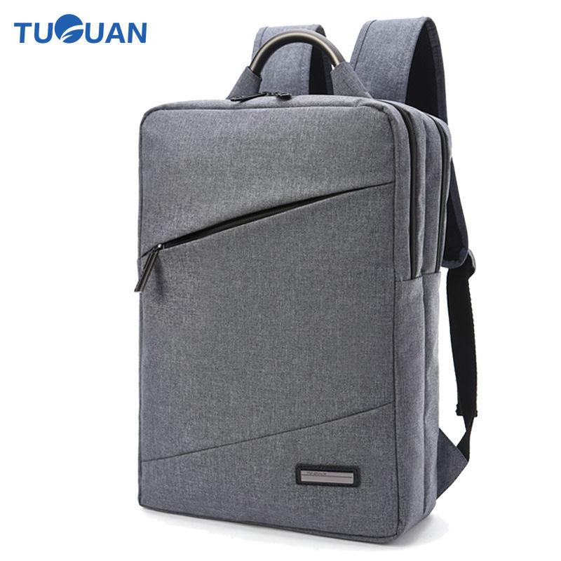 Tuguan Women Men Business Travel Backpacks 15.6 Laptop Backpack School Bag Casual Unisex Shoulder Bags Brands Designer Wholesale
