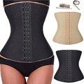 Mujeres Cintura Trainer Entrenador Cuerpo Pérdida de Peso de La Talladora Fajas de Underbust Cincher Tummy Fat Burne Adelgazamiento Cinturón Corsé