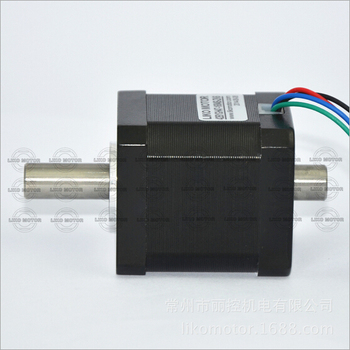 42 Hollow Axis Stepping Motor | Hollow Motor | Stainless Steel Axis | 42BYGH47-1684B-ZK6
