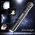 2016 Enjoydeal Tactical Mini Pen Pocket CREE XP-E R2 LED 1000 Lumens Flashlight Torch For AAA