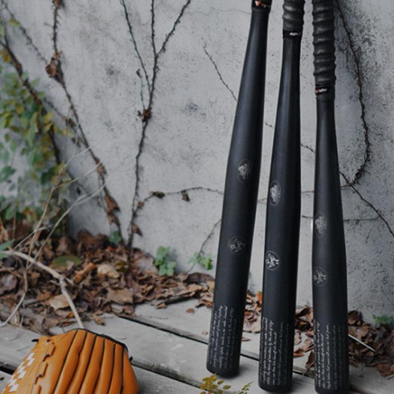 25/28/30/32 Inches  Baseball Bat Self-defence Car Cool Black Bat Self-defence Stick Family Bat Stick Emergency Self-defence Tool
