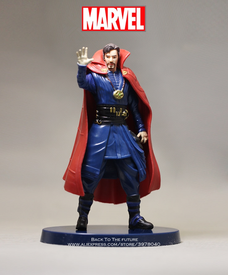 Disney Marvel Avengers Doctor Strange 16cm Action Figure Posture Anime Decoration Collection Figurine Toy Model For Children Non-Ironing Toys & Hobbies