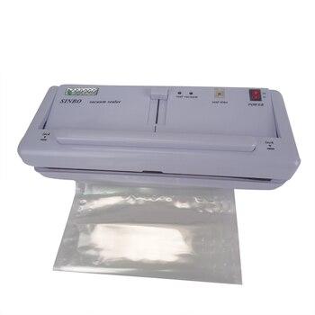 1PC DZ-280 Plastic Bag Vacuum Sealing Shrinker Tool Household Vacuum Plastic Bag Sealer Machine 220V