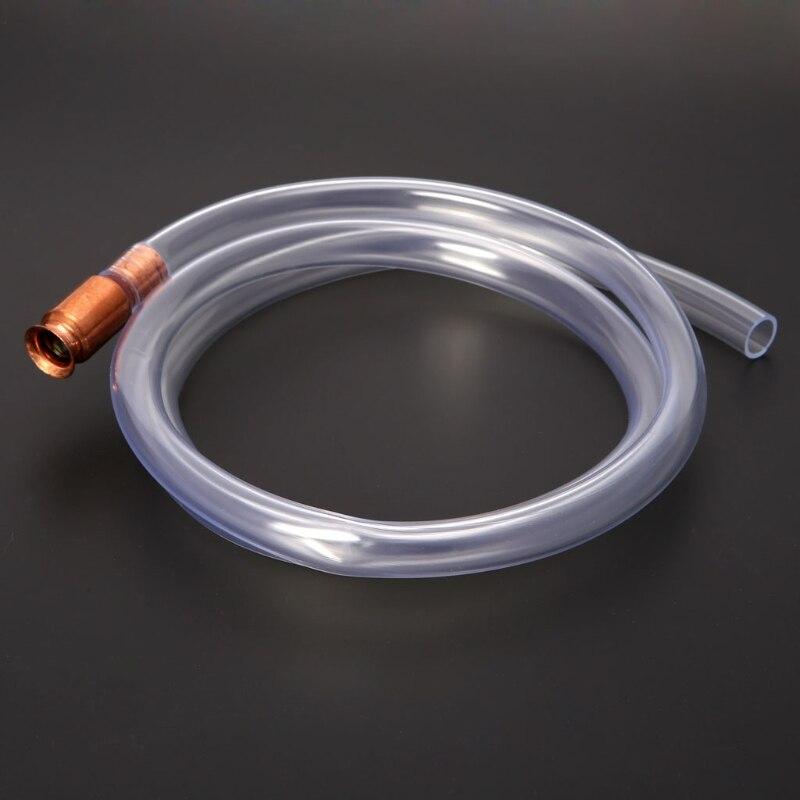 Verantwortlich Gas Siphon Pumpe Benzin Kraftstoff Wasser Shaker Siphon Sicherheit Selbstansaugende Schlauch Rohr Freigabepreis