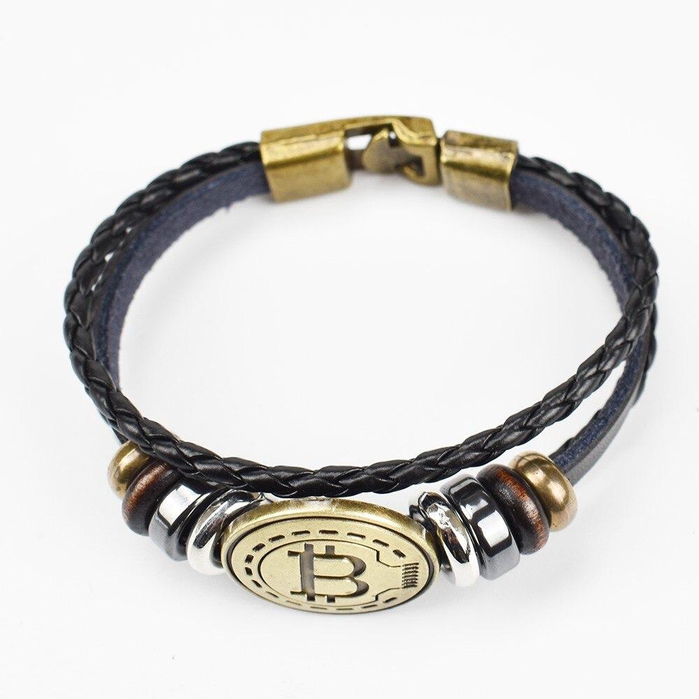 Bitcoin Antique Bracelet 2