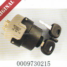 Linde forklift part ignition and starting switch 0009730215 350 351 352 353 diese truck H20 H25 H30 H35 new service spare parts