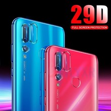 2PCS 29D For Huawei Honor Play 9 10 9i Camera Phone Lens Screeen Protector Full Cover for HuaWei Mate 20 P20 Pro Lite X Film