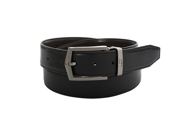 2017 fashion designer brand men belt cowskin leather high quality brand strap