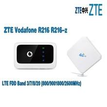 Router wifi  ZTE vodafone R216-z 4G Plus  35dbi TS9 type 4g antenna цена