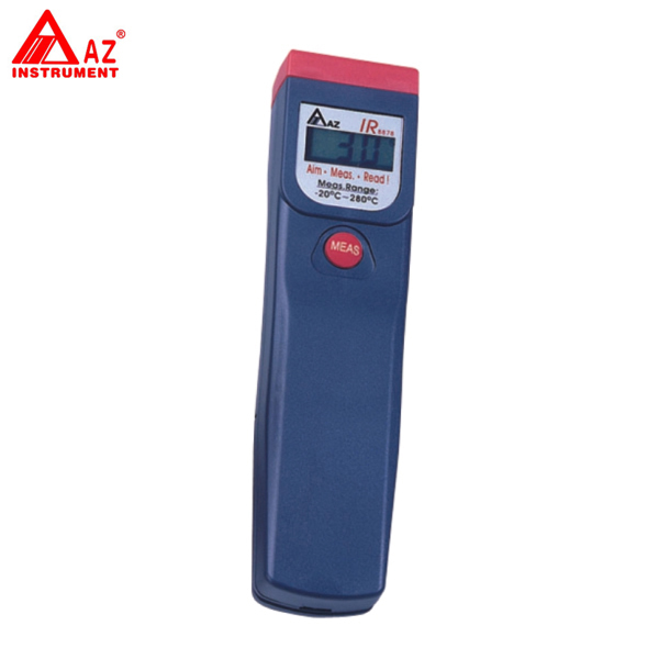 AZ-8878 Portable Stick Infrared IR Thermometer  цены