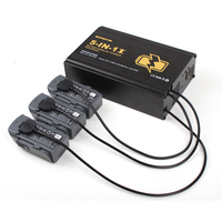 5 in 1 Battery Parallel Charger Remote Controller Multi Charger Dual USB Charger for DJI SPARK Drone Accessories