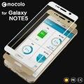 Mocolo Полное Покрытие Mocolo Закаленное Стекло Для Samsung Galaxy Note 5 Протектор Экрана 0.33 ММ 2.5D 9 H Защитная Пленка