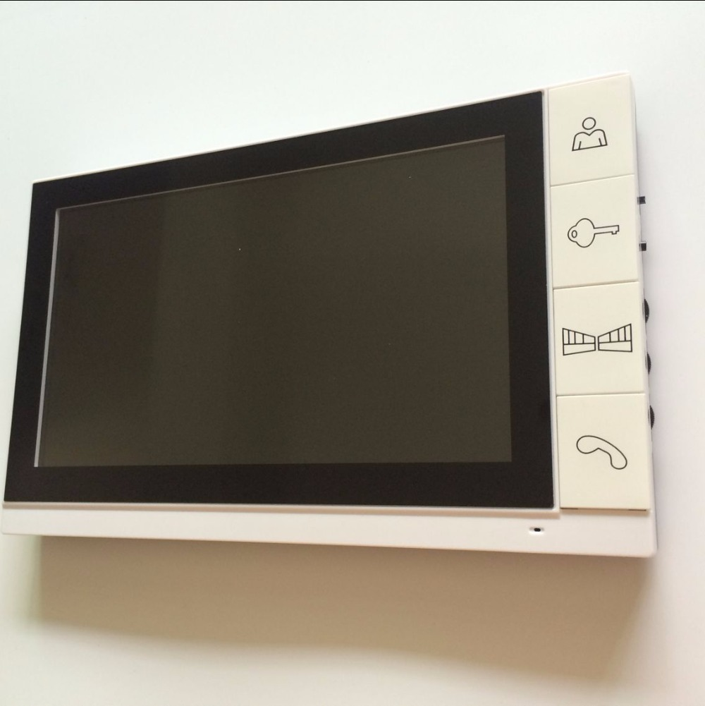 9 Inch Color LCD Video Door Phone Intercom System video citofono Support Standby Video Record9 Inch Color LCD Video Door Phone Intercom System video citofono Support Standby Video Record