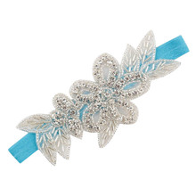Beautiful Elastic Headbands for Infants and Toddlers