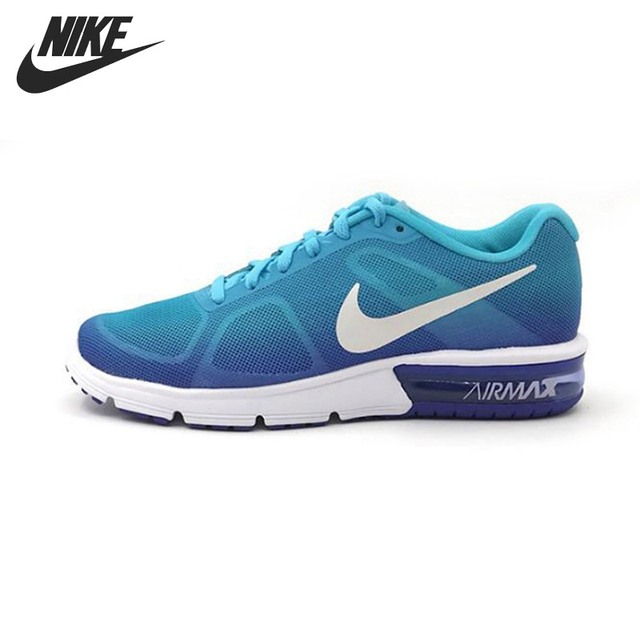 Original New Arrival NIKE AIR MAX SEQUENT Women s Running Shoes Sneakers a793c096a