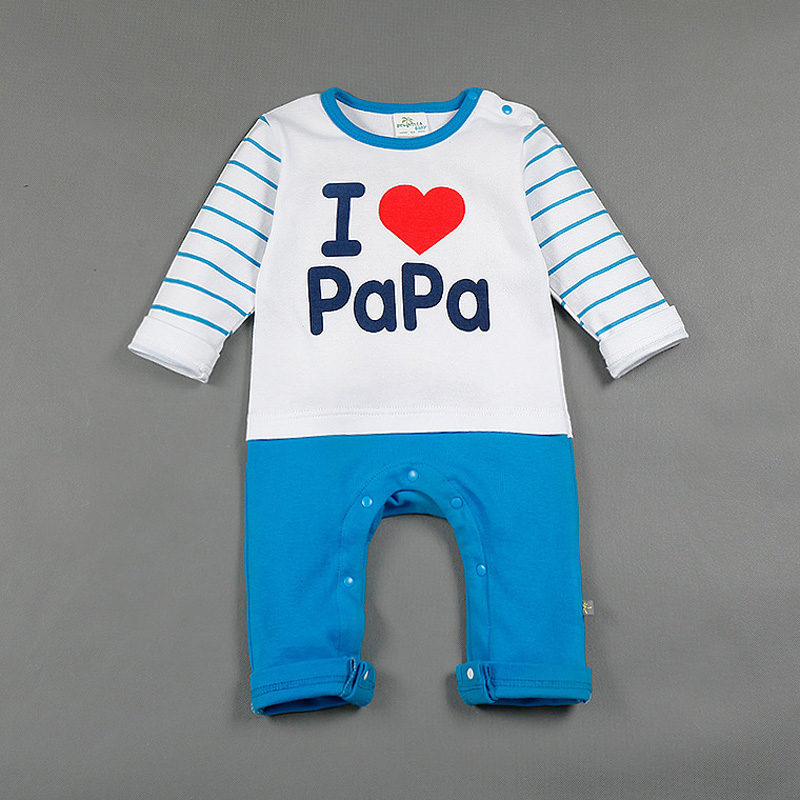 Valentines Day Clothing Baby Boys Girls' Rompers Jumpsuits Spring Autumn Cotton Long Sleeve Onesie Overalls for 0-2 Y Toddlers newborn winter autumn baby rompers baby clothing for girls boys cotton baby romper long sleeve baby girl clothing jumpsuits