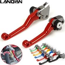 CNC For Honda CRF 250/450 R CRF250X 450R 450X XR230/MOTARD Motorcycle Brake Clutch Lever Pivot CRF450R CRF250R CRF450X
