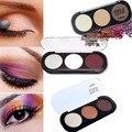 1 pcs Profissional Maquiagem Brilho Fosco Paleta Da Sombra de Olho-de Longa duração À Prova D' Água