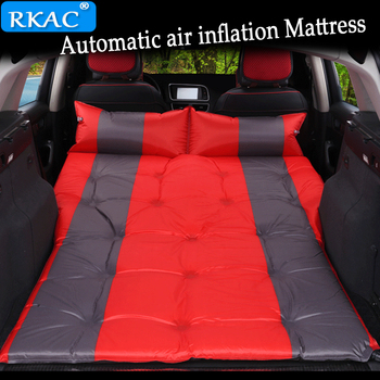 RKAC UNIVERSAL  SUV Automatic Car Inflatable mattress Aerated bed for SUV Outdoor Mattresses Car Travel Bed Car Sex Bed